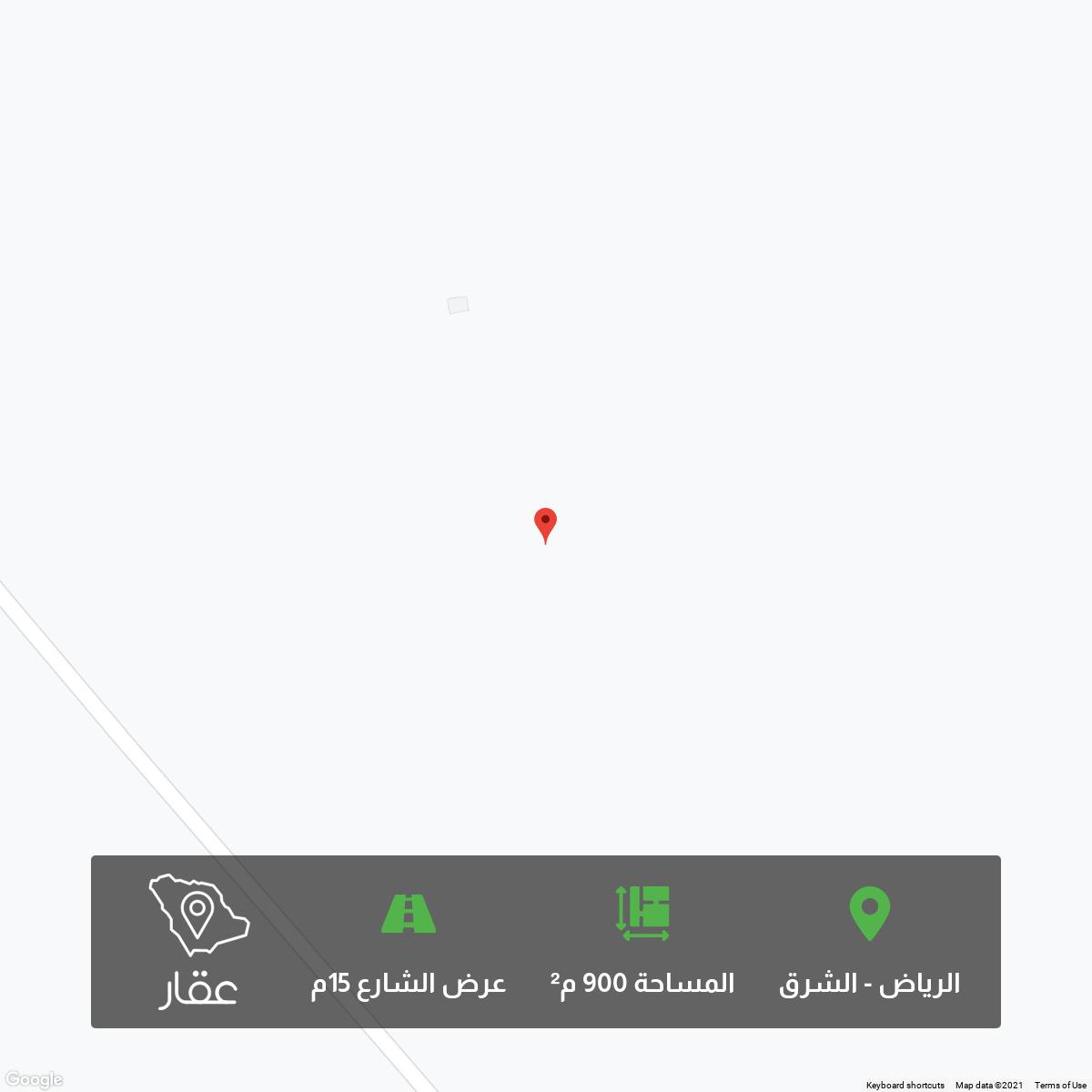 أرض للبيع في شارع الدمام, الرياض
