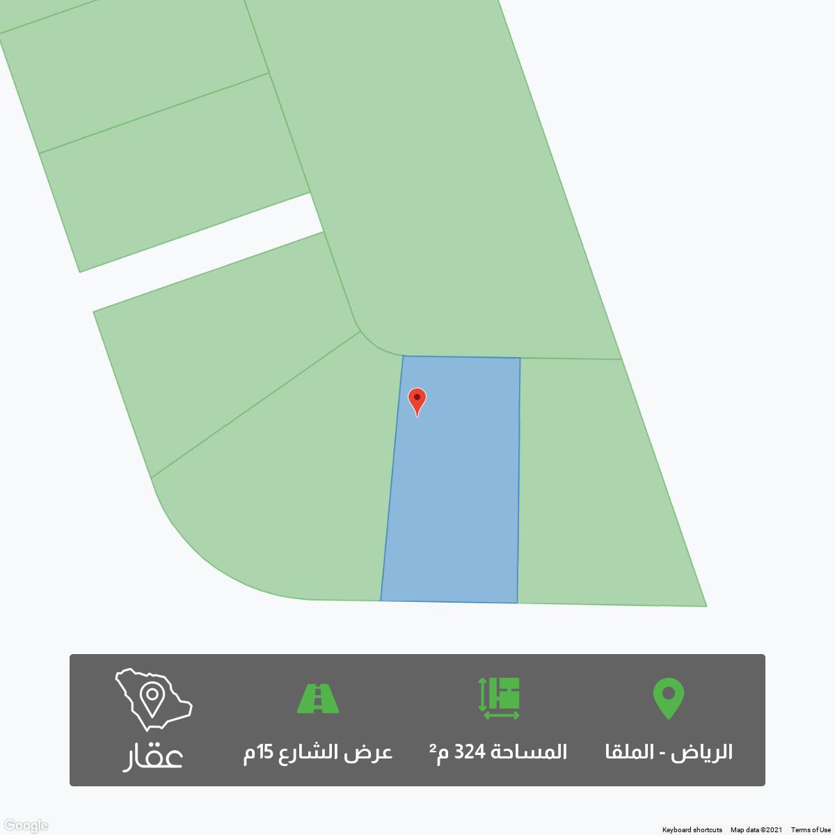 أرض للبيع في طريق الملك سلمان ، الرياض ، الرياض