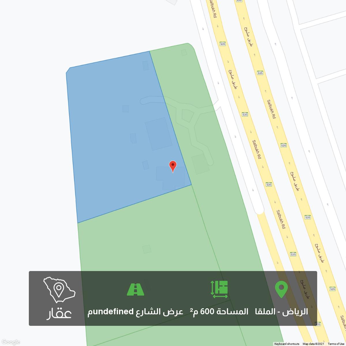 أرض للبيع في طريق الملك خالد ، الدرعية ، الرياض