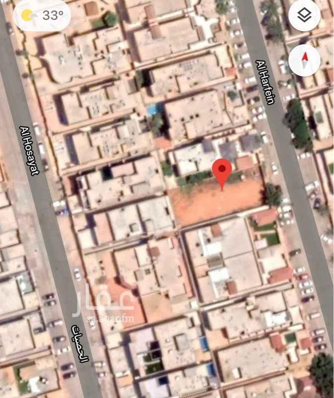 أرض للبيع في شارع الحرفين ، حي هجرة لبن ، الرياض ، الرياض