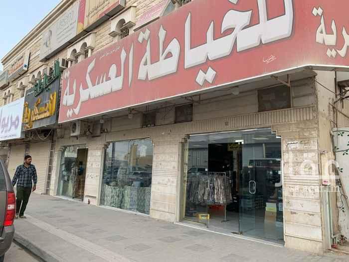 محل للإيجار في شارع خالد بن الوليد ، حي الروضة ، الرياض