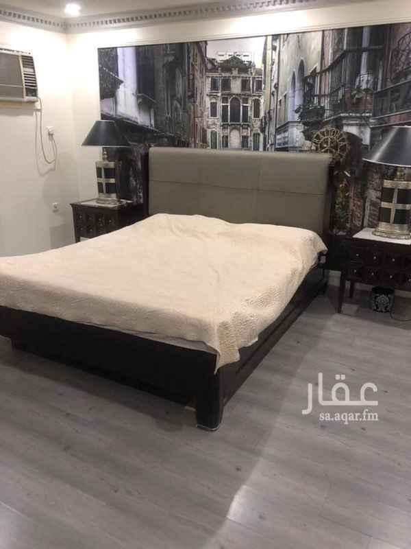 شقة للإيجار في شارع عبدالله بن السائب ، حي المروة ، جدة