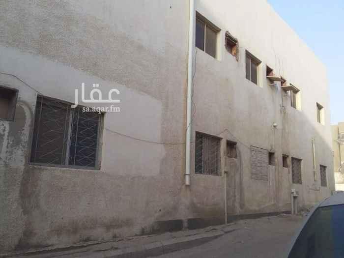 عمارة للبيع في شارع ابراهيم بن ردمان ، حي الجامعة ، جدة ، جدة