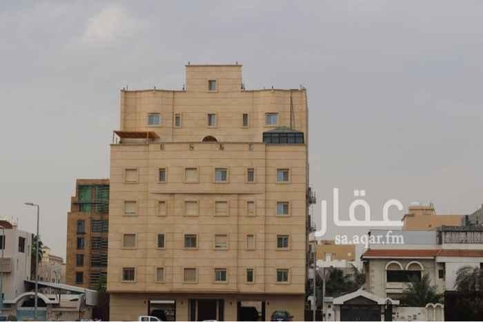 شقة للإيجار في شارع ابن الحاج التميمي ، حي الروضة ، جدة