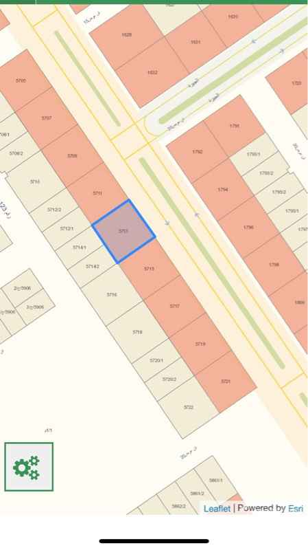 أرض للبيع في شارع عسير ، حي ظهرة لبن ، الرياض