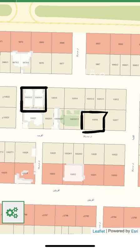 أرض للبيع في شارع القريب ، حي ظهرة لبن ، الرياض