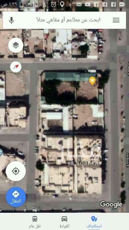 استراحة للبيع في شارع الخليفة المأمون ، حي بدر ، الرياض