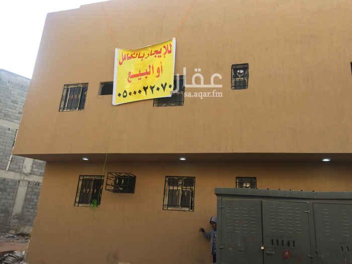 عمارة للبيع في شارع ابراهيم بن رضوان ، حي منفوحة الجديدة ، الرياض