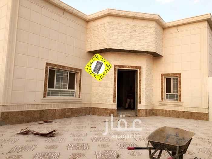 بيت للبيع في حي النخيل ، حفر الباطن