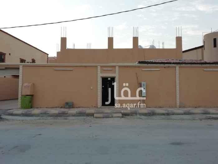 بيت للبيع في شارع سعد بن أبي وقاص ، حي المحمدية ، حفر الباطن