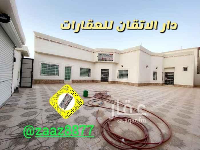 بيت للبيع في شارع عروة بن الزبير ، حي النخيل ، حفر الباطن ، حفر الباطن