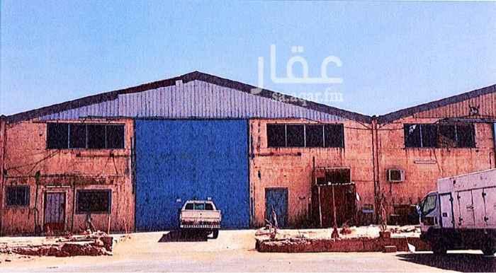 مستودع للإيجار في شارع الامام ، حي طيبة ، الرياض