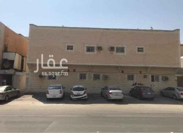عمارة للبيع في شارع قس بن ساعدة ، حي الملك فيصل ، الرياض