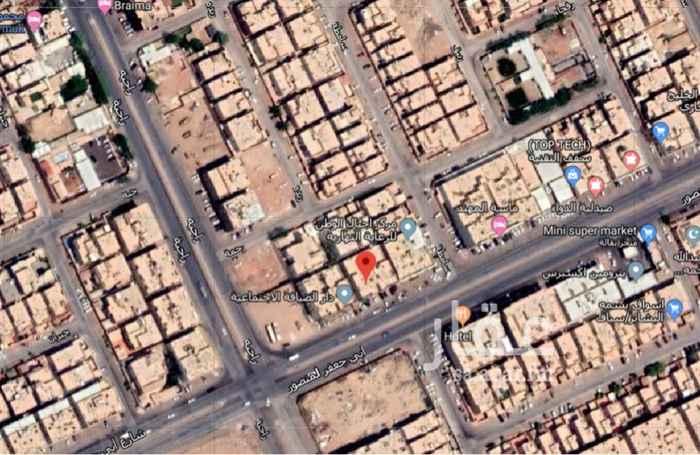 عمارة للبيع في شارع ابي جعفر المنصور ، حي اليرموك ، الرياض