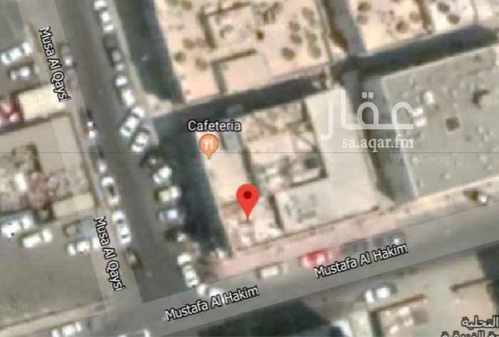 عمارة للبيع في شارع موسي القيسي ، حي الفيصلية ، جدة