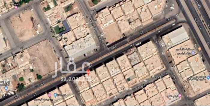 عمارة للبيع في شارع شبه الجزيرة ، حي السعادة ، الرياض ، الرياض