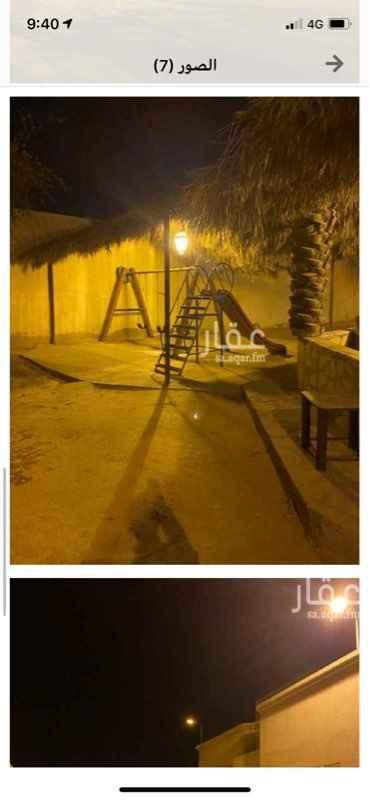 استراحة للبيع في طريق الملك سلمان بن عبدالعزيز ، ملهم ، حريملاء