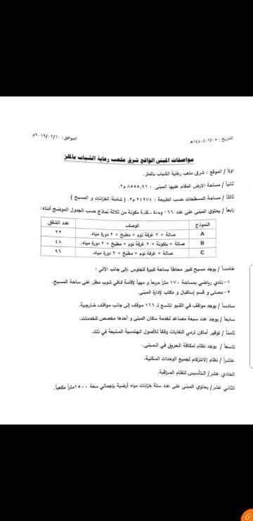 عمارة للإيجار في شارع الأمين عبدالله العلي النعيم ، حي الملز ، الرياض
