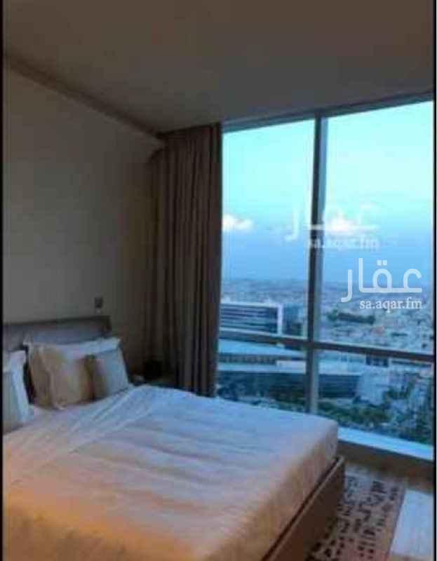 شقة للإيجار في طريق الملك فهد الفرعي ، الرياض
