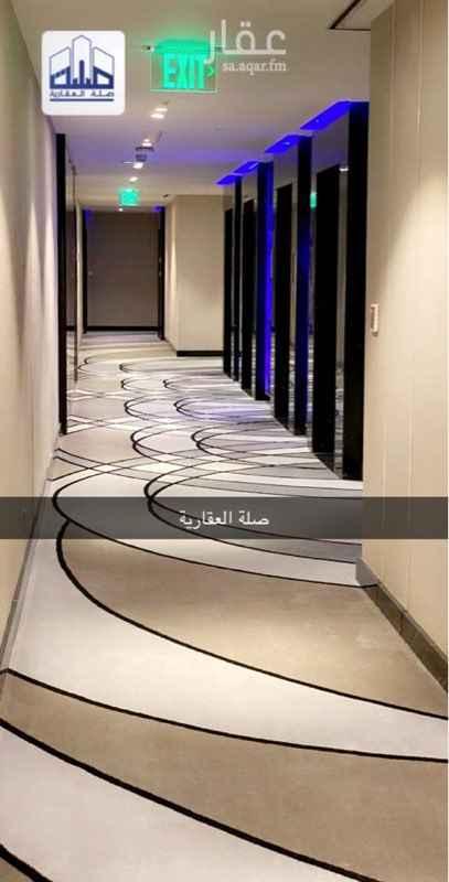 شقة للإيجار في شارع ابي المفاخر الحموي ، حي العليا ، الرياض ، الرياض