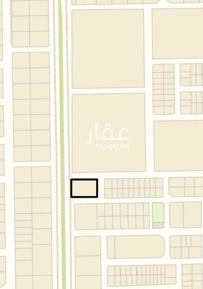 أرض للبيع في شارع الحاسب ، حي الملقا ، الرياض