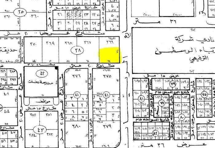 أرض للبيع في شارع الخذامة ، حي النفل ، الرياض ، الرياض