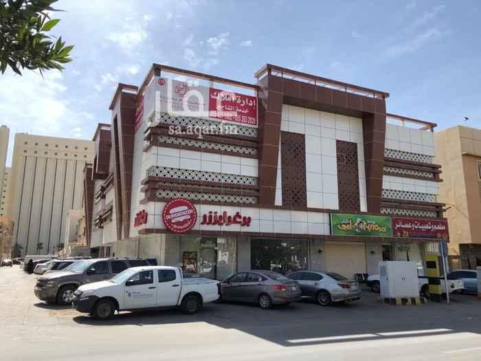 عمارة للإيجار في شارع ابي بكر الرازي ، حي السليمانية ، الرياض ، الرياض