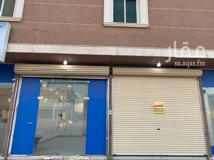 محل للإيجار في شارع الشيخ عبدالله بن جبرين ، الرياض