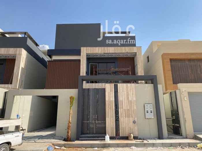 فيلا للبيع في شارع عيسى بن احمد المرشدي ، حي العارض ، الرياض ، الرياض