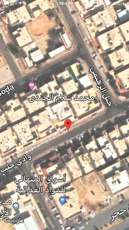 دور للإيجار في شارع وادي حلب ، حي الدار البيضاء ، الرياض ، الرياض