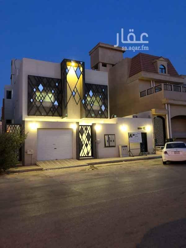 فيلا للبيع في شارع محمد بن الحنفية ، حي الرفيعة ، الرياض