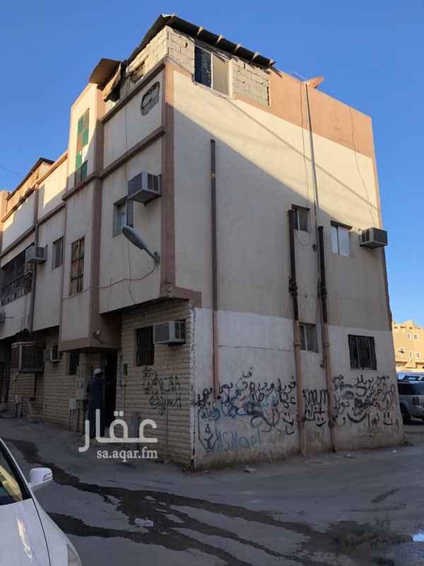 عمارة للبيع في شارع ابراهيم بن الحارث ، حي الشرفية ، الرياض ، الرياض