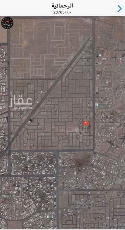 أرض للبيع في حي الرحمانية ، جدة ، جدة