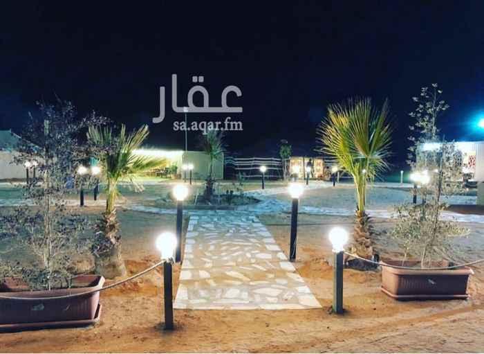 مخيم للإيجار في شارع درب خط الكهرباء ، الرياض