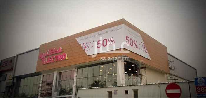 محل للإيجار في طريق الملك عبدالله الفرعي, الورود, الرياض
