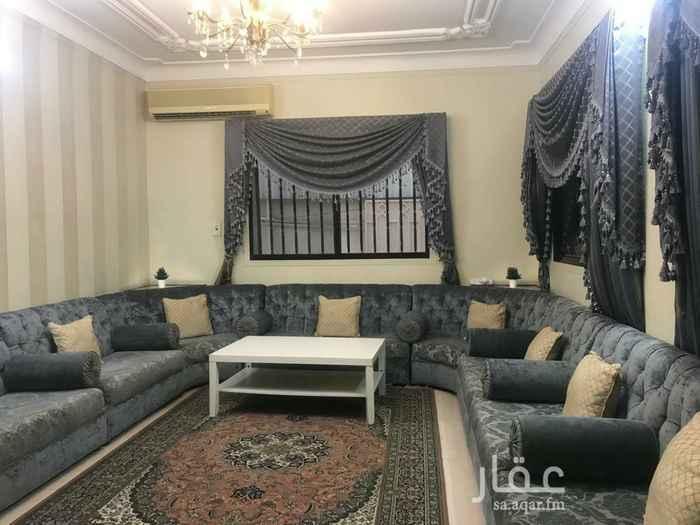 فيلا للبيع في شارع اريد بن محشي ، حي الزهراء ، جدة ، جدة
