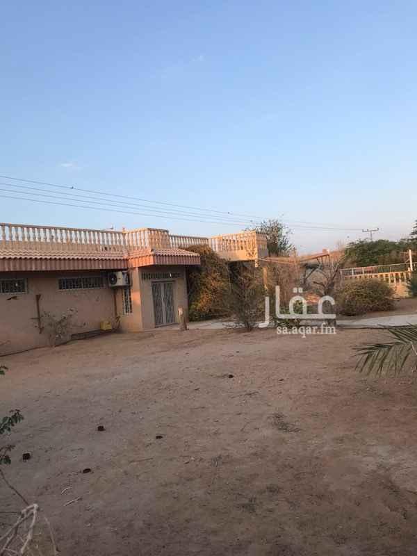مزرعة للبيع في شارع ابها ، الرياض