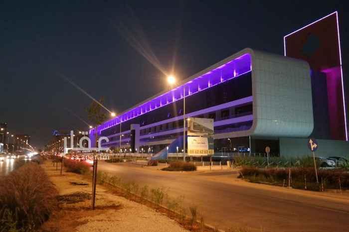 مكتب تجاري للإيجار في شارع العليا ، حي المروج ، الرياض ، الرياض