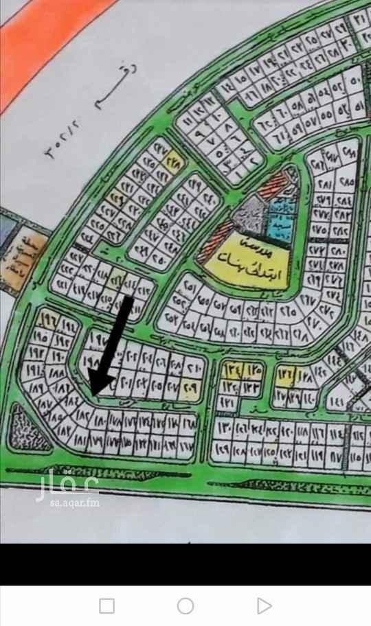 أرض للبيع في طريق الملك فهد ، حي المرجان ، الخبر ، الخبر