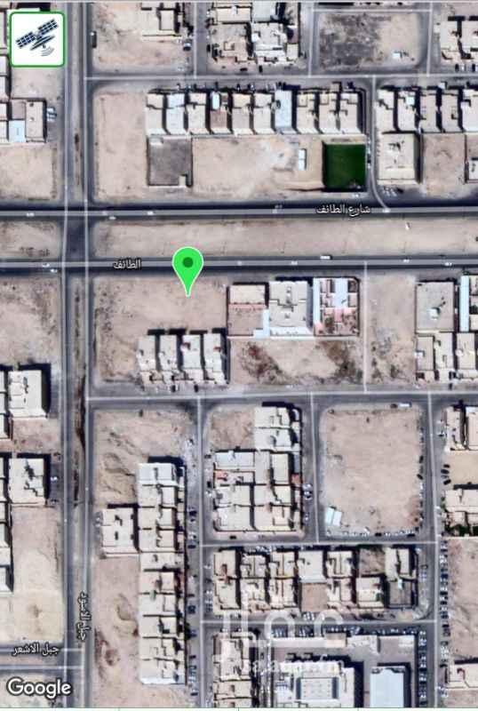 أرض للإيجار في شارع الطائف ، حي ظهرة لبن ، الرياض