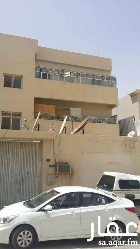 عمارة للبيع في شارع صبيحة ، حي العريجاء الغربية ، الرياض