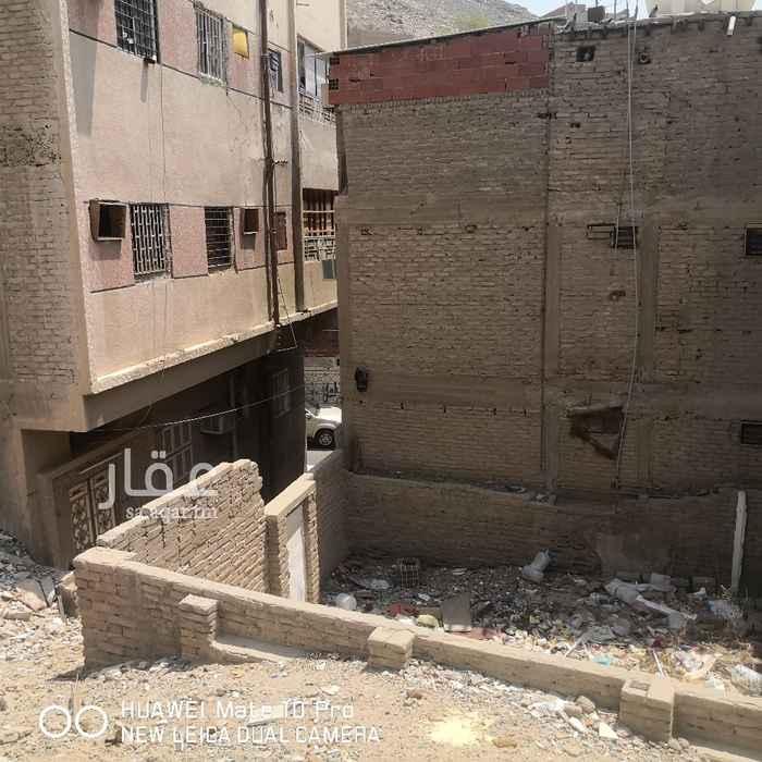أرض للإيجار في حي الأندلس ، مكة