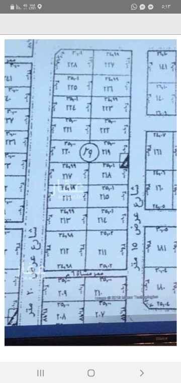 أرض للبيع في شارع الأمير سعود بن عبدالله بن جلوي ، الرياض ، الرياض