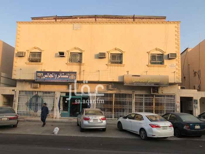 محل للإيجار في شارع الشيخ اسحاق بن عبدالرحمن بن حسن ، حي الزهرة ، الرياض
