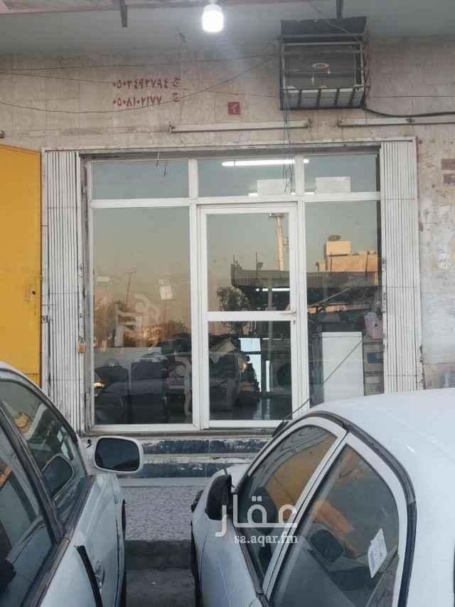 محل للإيجار في شارع بديع الزمان الهمذاني ، حي الزهرة ، الرياض ، الرياض