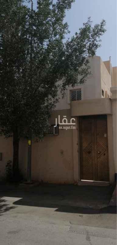 دور للإيجار في شارع العباس الرياشي ، حي الزهرة ، الرياض ، الرياض