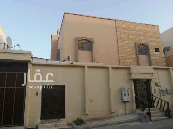 دور للإيجار في شارع احمد الواسطي ، حي الزهرة ، الرياض ، الرياض