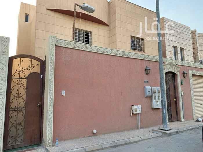 دور للإيجار في شارع الحنائي ، حي النفل ، الرياض ، الرياض