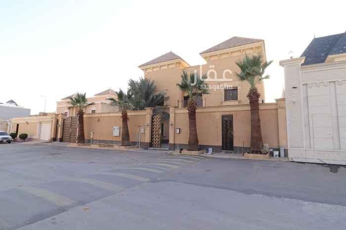 فيلا للإيجار في شارع التل ، حي الغدير ، الرياض ، الرياض