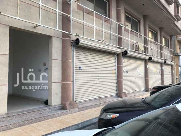 محل للإيجار في شارع الامام محمد بن سعود ، حي المنار ، الدمام